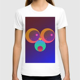 Monkey Planets (1/2) T-shirt