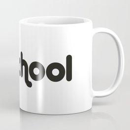 OLDSCHOOL v2 HQvector Coffee Mug