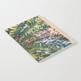 Cosmic Palm Notebook