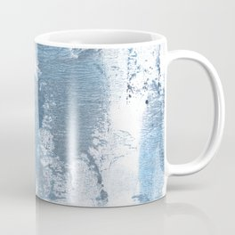 Gray blue smoke Coffee Mug
