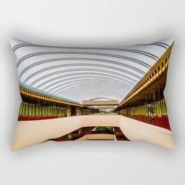 Marin County civic buildings Rectangular Pillow