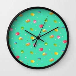 Space Critter Wall Clock