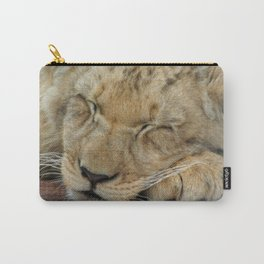 Lion_2014_1202 Carry-All Pouch