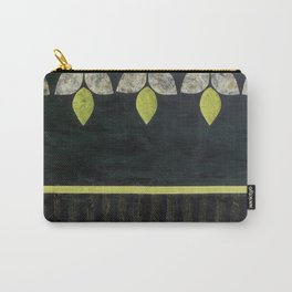 Martha Adorns Petit Fours with Paper and Ribbon Carry-All Pouch