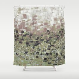 :: Camo Compote :: Shower Curtain