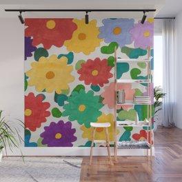 Flowering Happines Wall Mural