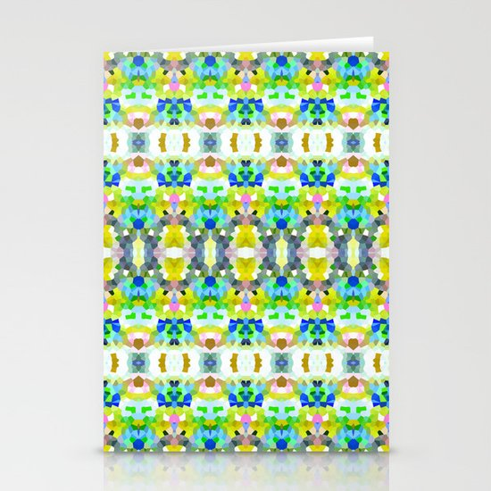Pixel Perfection Stationery Cards