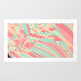 Smoothie Art Print