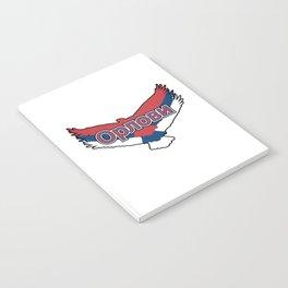 Serbia Орлови (The Eagles) ~Group E~ Notebook
