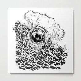 HAMMERHEADS RULE Metal Print