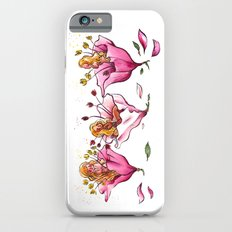 Naked Flowers Slim Case iPhone 6s