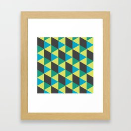 Naturally Occuring Framed Art Print