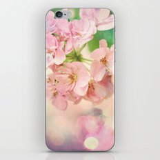 Candy Pink, Lime Green, Vanilla Cream iPhone & iPod Skin
