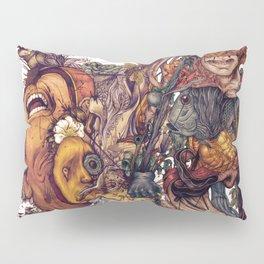 seam imaginations No.2 Pillow Sham