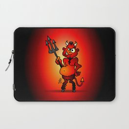 Fat red devil Laptop Sleeve