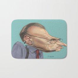 Larry King Bath Mat