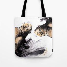 Totem Pekan (Martes pennanti) Tote Bag