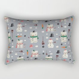 Snowanimals Rectangular Pillow