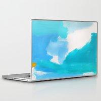 bali Laptop & iPad Skins featuring Bali by kristinesarleyart