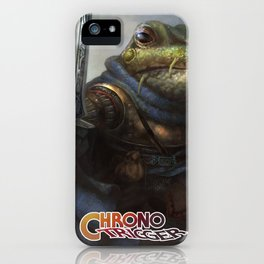 A knightly Frog  iPhone Case