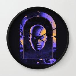 SOLACE — AEFORIA + MALAVIDA Wall Clock
