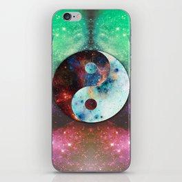 Ying-Yang Galaxy iPhone Skin
