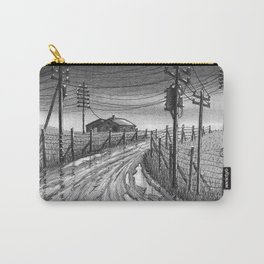 Muddy roads Carry-All Pouch