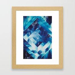Spatial #1 Framed Art Print