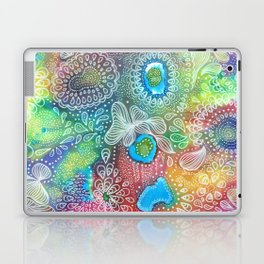 Water colors 1 - Rainbow corals Laptop & iPad Skin