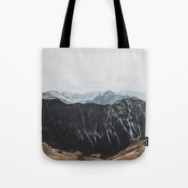 interstellar - landscape photography Tote Bag
