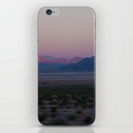 Glory Hours iPhone Skin