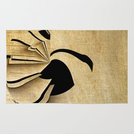 Ride The Swan Rug