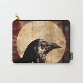 Crow Moon I Carry-All Pouch