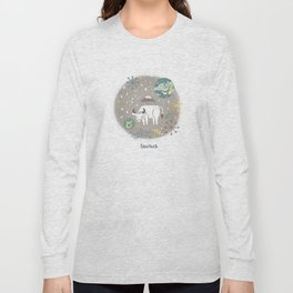 Taurus Earth Long Sleeve T-shirt