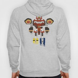 The Mega of the Zords Hoody