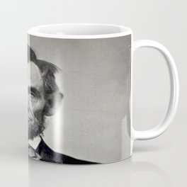 Portrait of Abraham Lincoln by Alexander Gardner Coffee Mug