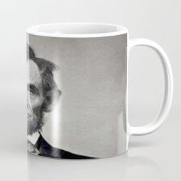 Portrait of Abraham Lincoln by Alexander Gardner Coffee Mug