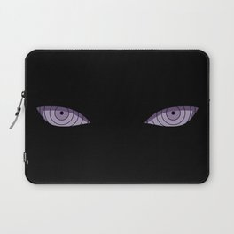 Eyes of Six Paths Laptop Sleeve