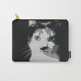 A Feline Mastermind Carry-All Pouch