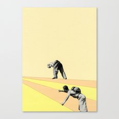 Mountaineers Canvas Print