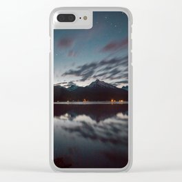 Element: Water (006) Clear iPhone Case