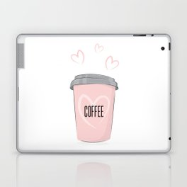 Coffee is my love Laptop & iPad Skin