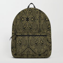 Golden Nights Are Designed This Way Backpack