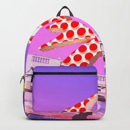 Pop Art City of Barcelona Backpack