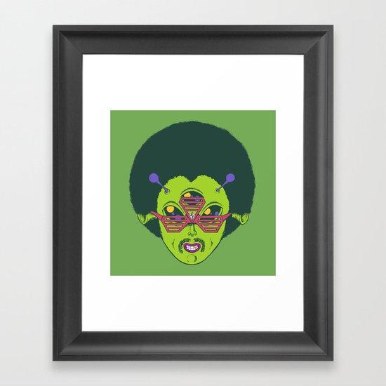 I Believe ... Framed Art Print
