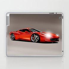 FERRARI 458 Laptop & iPad Skin