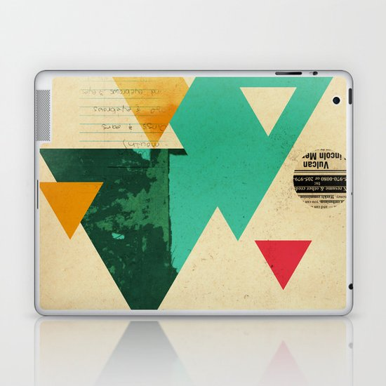 Monster Teeth II Laptop & iPad Skin