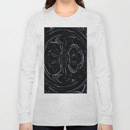 Black Wheel Long Sleeve T-shirt