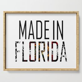Made In Florida Serving Tray