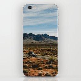 free to roam iPhone Skin